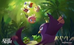 Angry Birds: Stella recibe su primera actualización connovedades