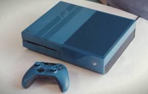 Microsoft revela nova edição especial azul do XboxOne
