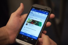 Facebook testa uma nova ferramenta para personalizar seu feed denotícias