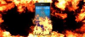 Sony admite sobrecalentamiento solución Xperia Z4 ypromesas
