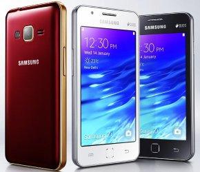 Samsung Z1 alcança a marca de 500 mil unidades vendidas naÍndia