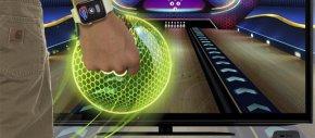 Apple Watch se transforma em controle para jogo de boliche na AppleTV