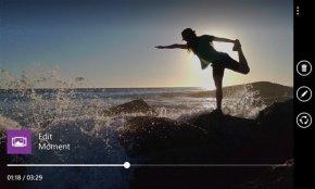 Microsoft atualiza Lumia Camera com live tile transparente e correções debugs