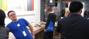 Fábrica de iPhone falsos é fechada por políciachinesa