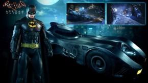 Vídeo mostra como o próximo DLC de Batman: Arkham Knight vai enviar os jogadores para1989