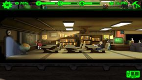 Fallout Shelter disponível nos dispositivosAndroid