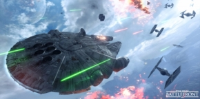 EA revela gameplay do novo 'Mirror's Edge' e modo aéreo de 'Star Wars Battlefront'
