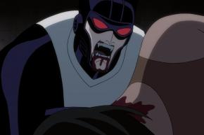 A nova animação da Liga da Justiça não foi feita paracrianças