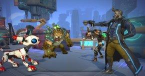 Trion anuncia Atlas Reactor, um jogo de combate táticoonline