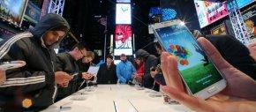 Segundo trimestre de 2015 apresentou crescimento de 5% nas vendas globais desmartphones