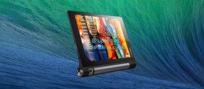 Novas renderizações do suposto Lenovo Yoga Tablet3