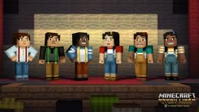 Minecraft: Story deixar você escolher o seupersonagem