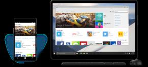 Windows 10 app Store éatualizado