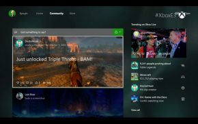 Microsoft Mostra Como A Nova Interface Do Xbox One É Rápida E Prática Com Windows10